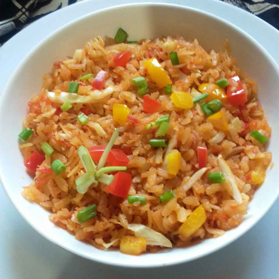 Photo of Chinies fride poha by Dhara joshi at BetterButter