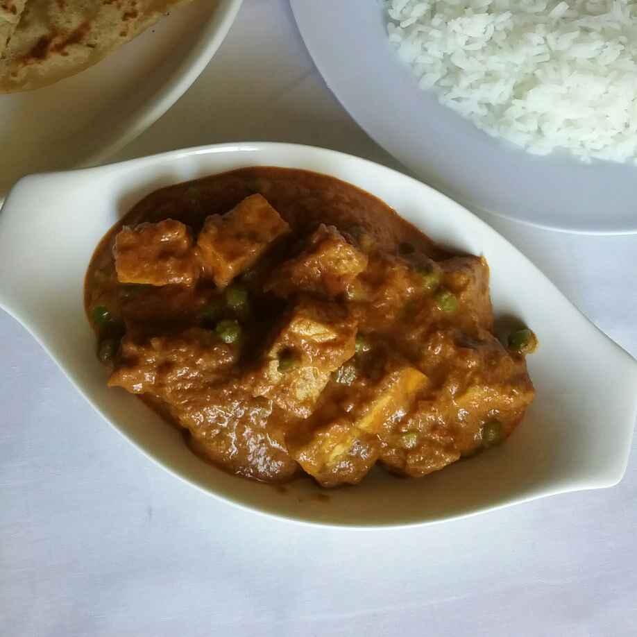 Photo of Tofu tikka masala aur jeera paratha by Dhara joshi at BetterButter