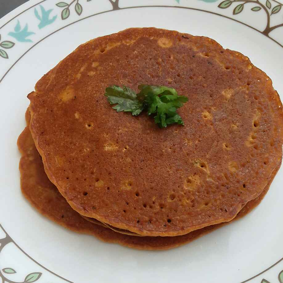 Photo of Kathiyavadi pudla/ kathiyavadi chila by Dhara joshi at BetterButter