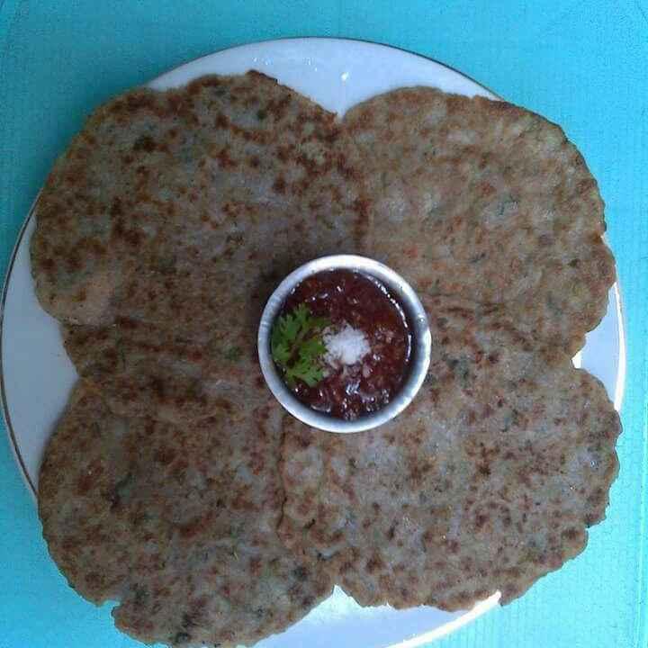 How to make बचे चावल के परांठे