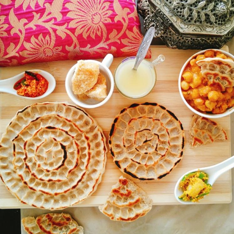 Photo of Rajasthani Khoba Roti by Dhara Shah at BetterButter