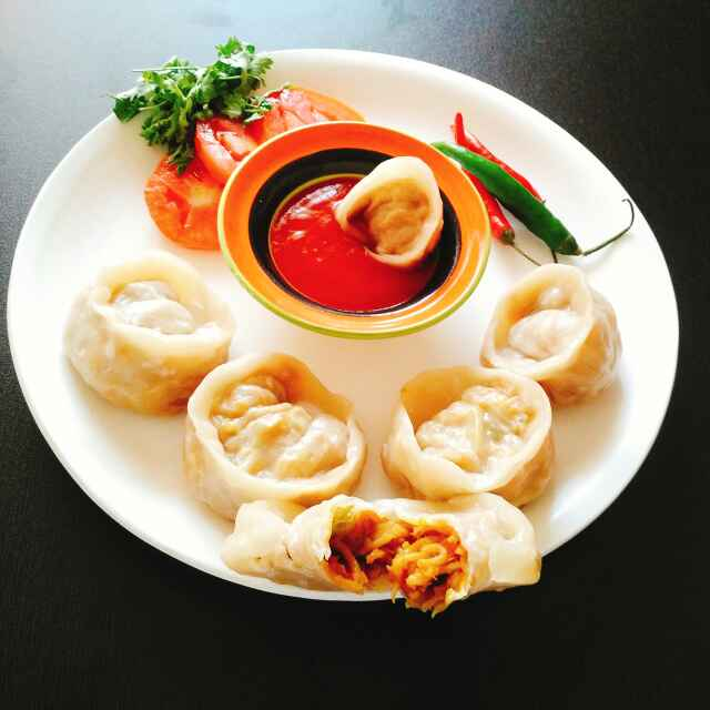 Photo of Maggi Veggie Momos by Dhara Shah at BetterButter