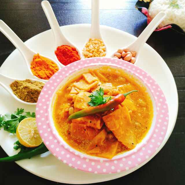 Photo of Gujrati daal dhokli by Dhara Shah at BetterButter