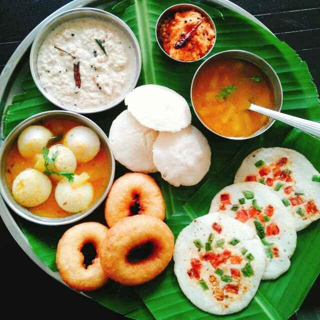 Photo of Dakshin bharatiya thali by Dhara Shah at BetterButter