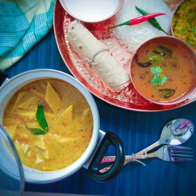 How to make Quinoa Dhokli nu shak