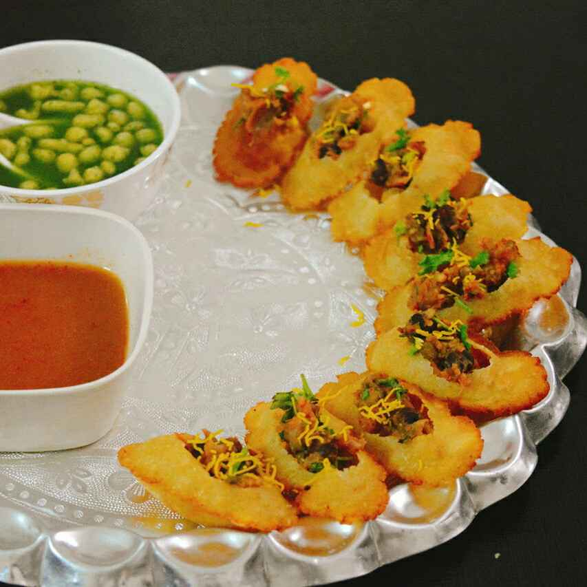 How to make Healthy Soya Gol-gappa
