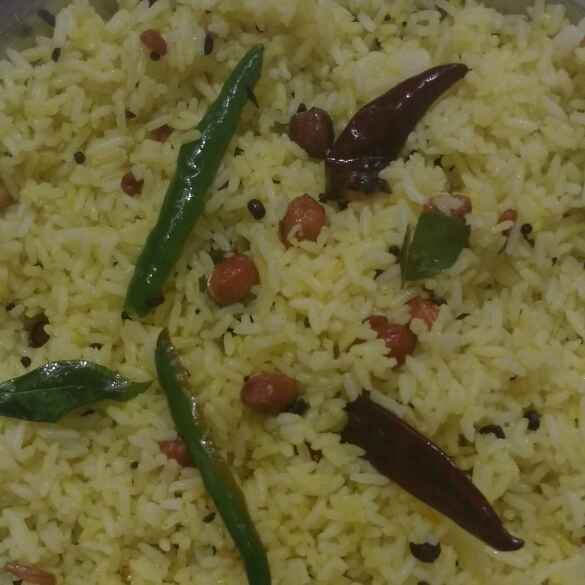 Photo of Lemon rice by Dharani Jhansi Grandhi at BetterButter