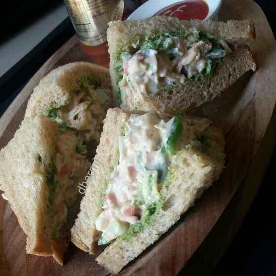 Photo of Mayo sandwich by Dharmistha Kholiya at BetterButter