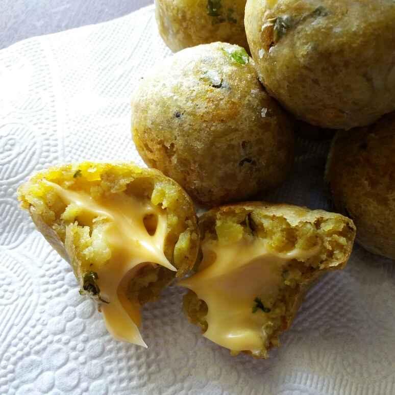 Photo of Poha cheese balls by Dharmistha Kholiya at BetterButter
