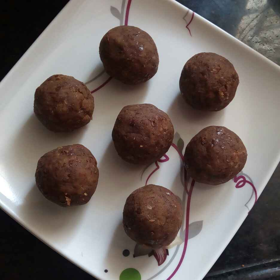 Photo of Horsegram laddu by Dhibiya Anand at BetterButter