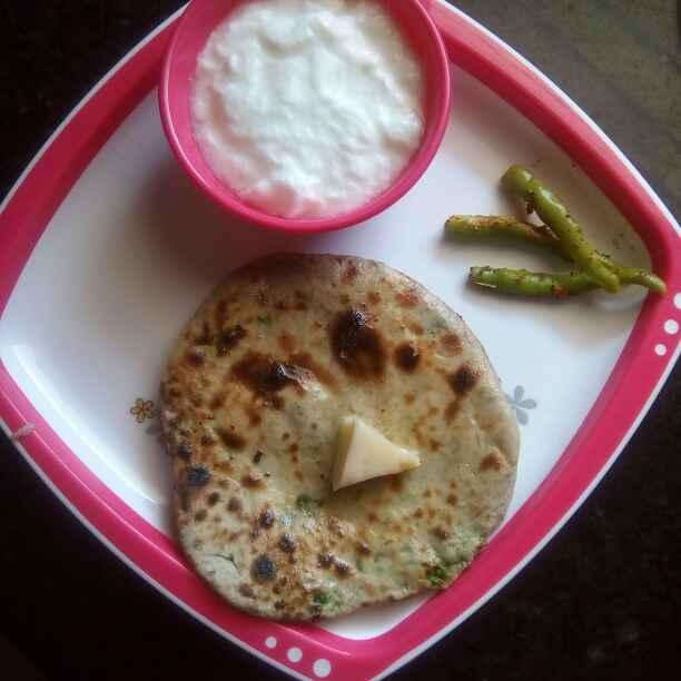 Photo of Hare Chane Ki Tanduri Pan Roti  by Diksha Aneja at BetterButter