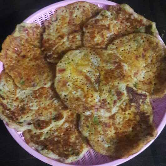 Photo of Rava uttapam by Dimpal Patel at BetterButter
