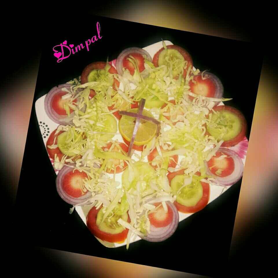 Photo of Mix veg salad by Dimpal Patel at BetterButter