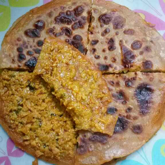 Photo of Soyabean Paratha by Dimpal Patel at BetterButter