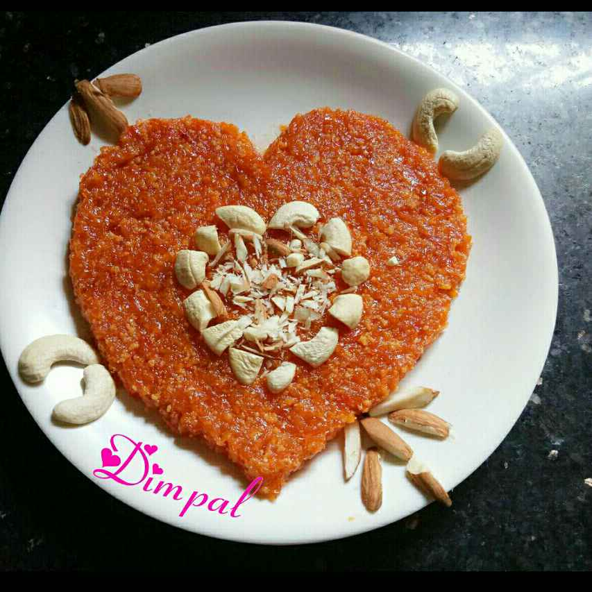Photo of Carrot halwa by Dimpal Patel at BetterButter