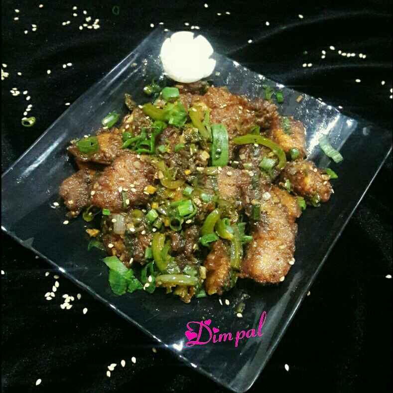 Photo of Hunan chicken by Dimpal Patel at BetterButter