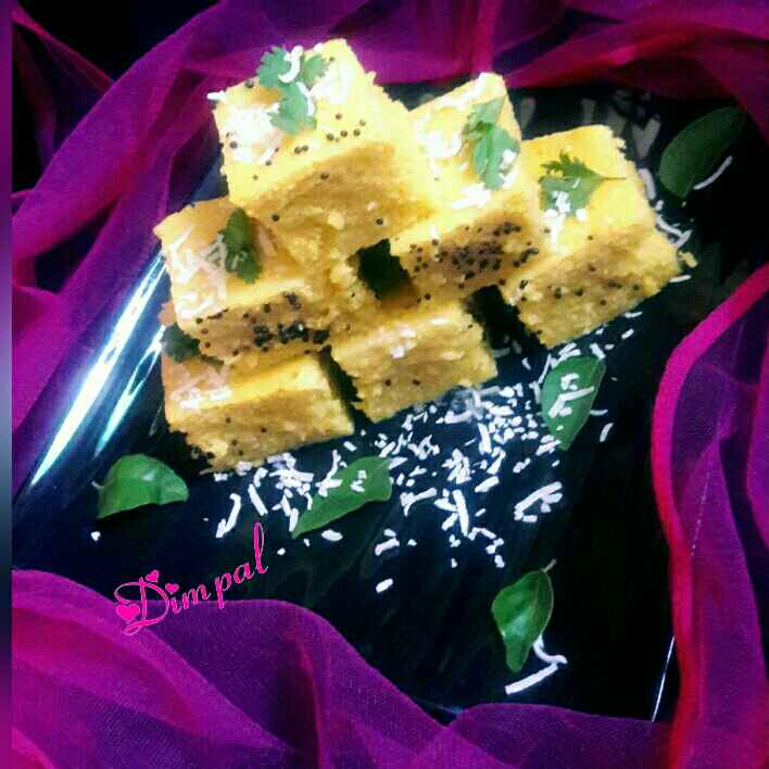 Photo of Nylon khaman by Dimpal Patel at BetterButter