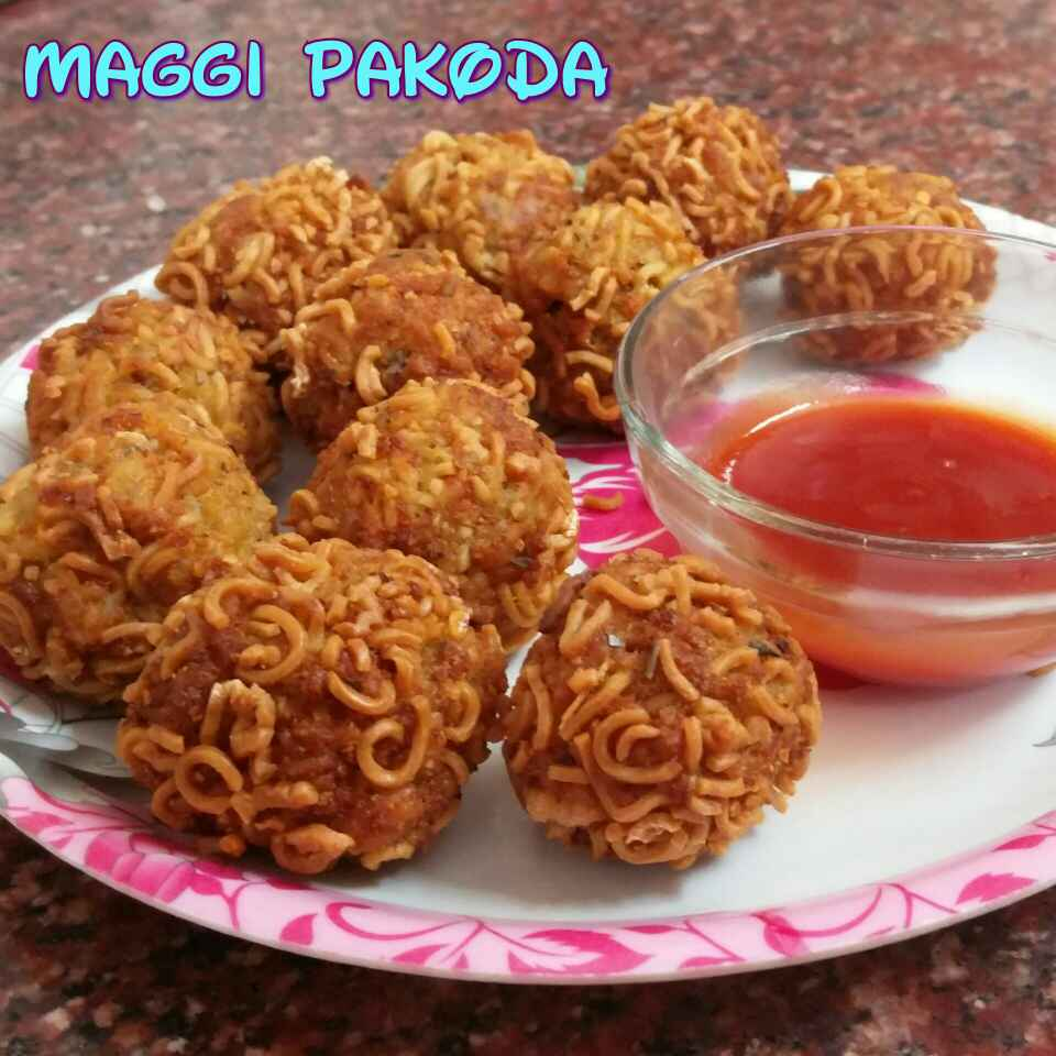 Photo of Maggi Balls/Pakoda by Dimple Vakharia at BetterButter