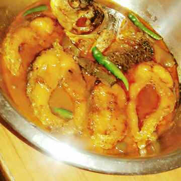 How to make Rui macher jhol