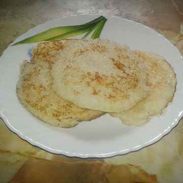 Photo of Fried rice with egg pancake by Dipa Bhattacharyya at BetterButter