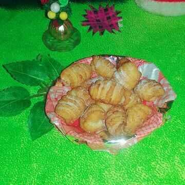 Photo of Crunchy kulkul by Dipa Bhattacharyya at BetterButter
