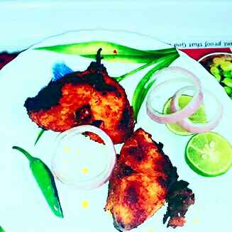 Photo of Tandoori rui mach by Dipa Bhattacharyya at BetterButter