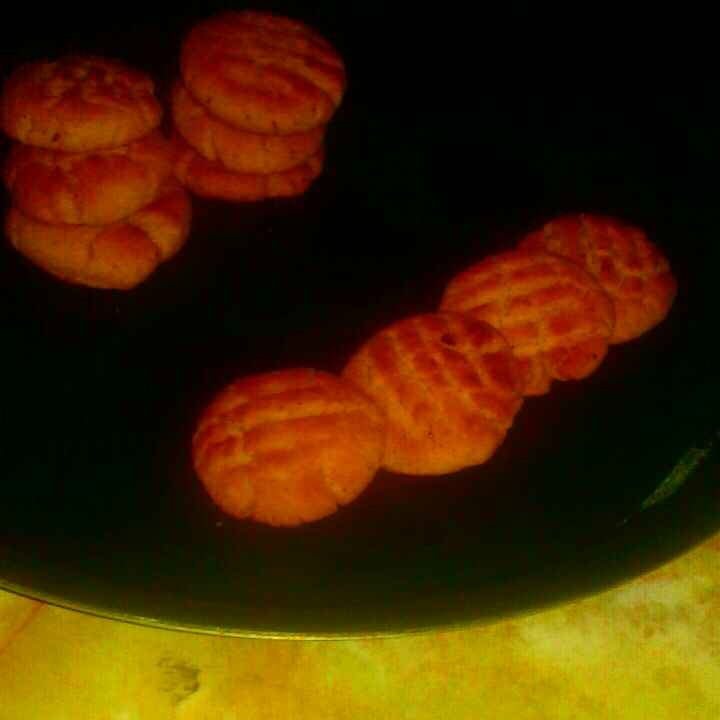 Photo of Vaja chola die biscuits by Dipa Bhattacharyya at BetterButter
