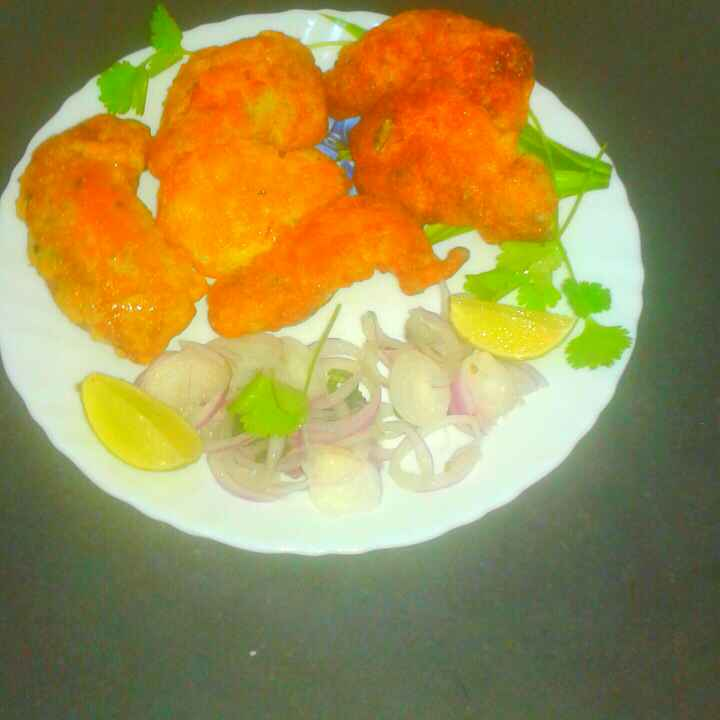 Photo of Prawn fry by Dipa Bhattacharyya at BetterButter