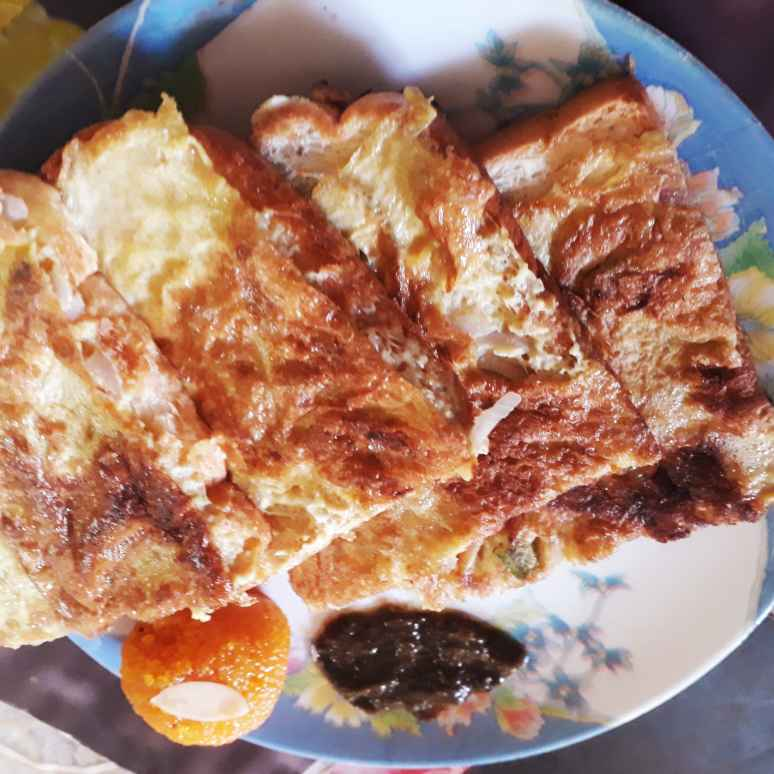 Photo of Egg tost. by Dipanwita Mondal at BetterButter
