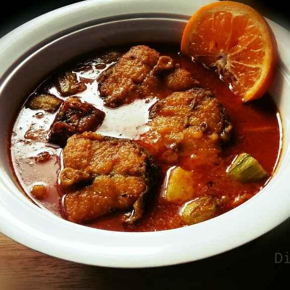 Photo of Orange vetki by Dipanwita Roy at BetterButter