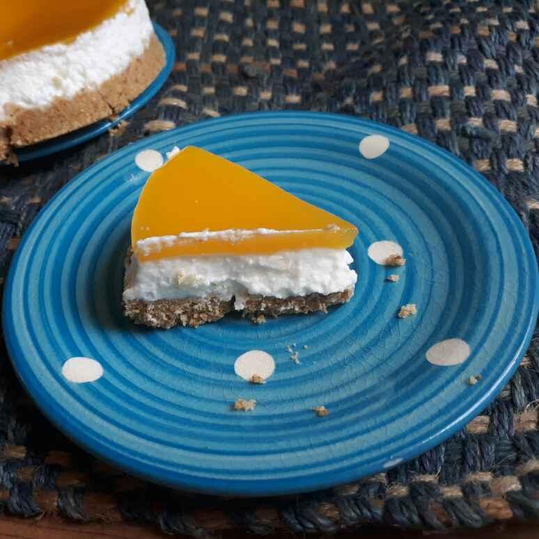 How to make Mango cheese cake