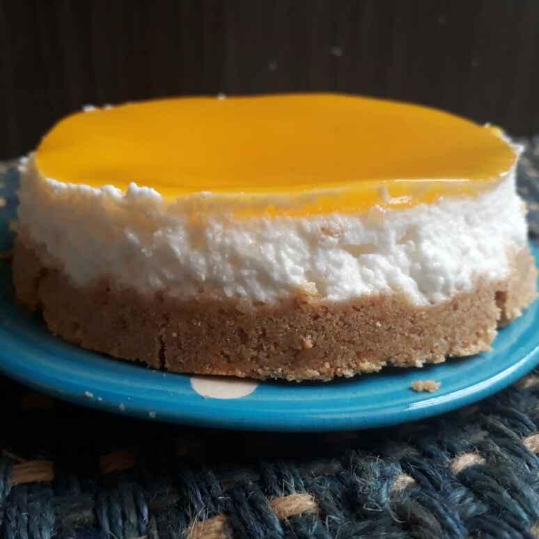 Photo of Mango cheese cake by Dipika Ranapara at BetterButter