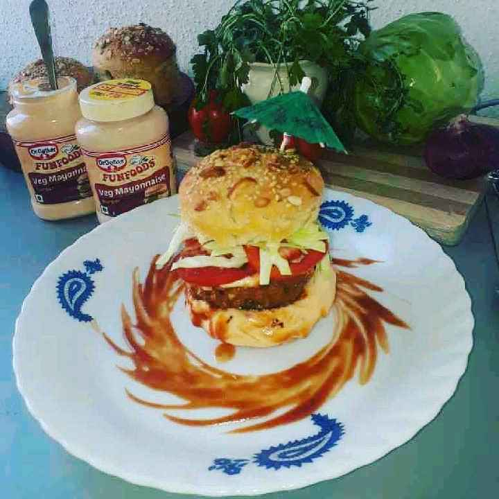 How to make Nutri Burger