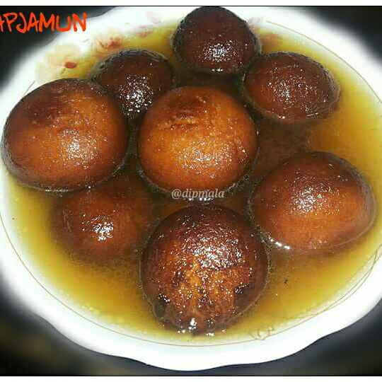 How to make গোলাপজামুন