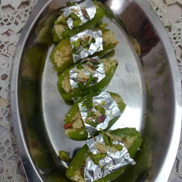 How to make Parwal Mithai