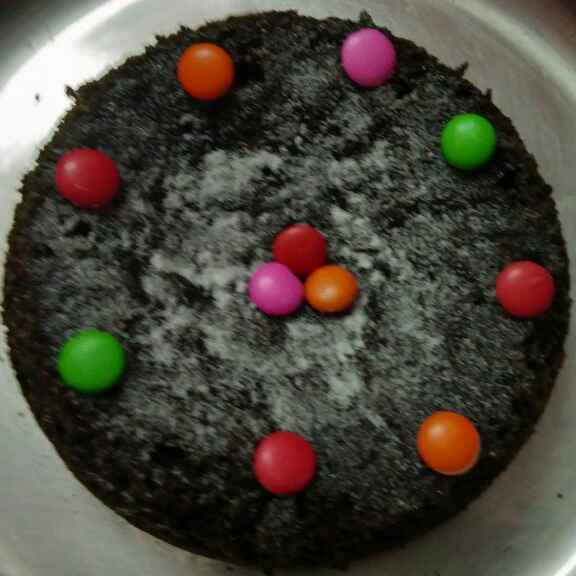 Photo of Eggless Chocolate Cake by Dipti Mehrotra at BetterButter