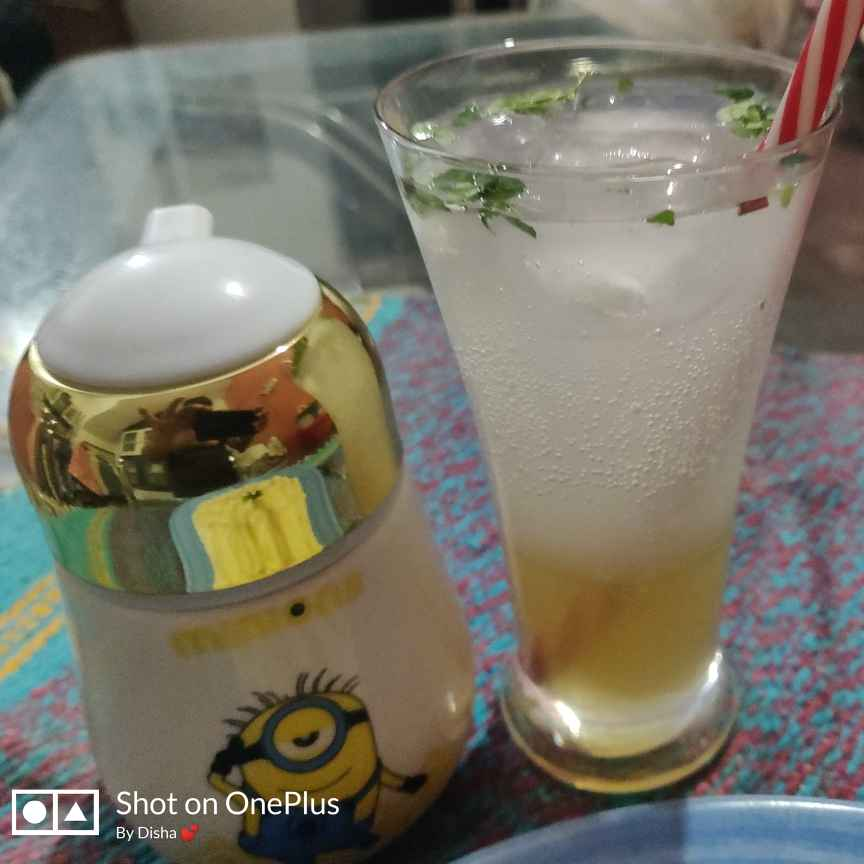 Photo of Litchi Mocktail by Disha Chavda at BetterButter