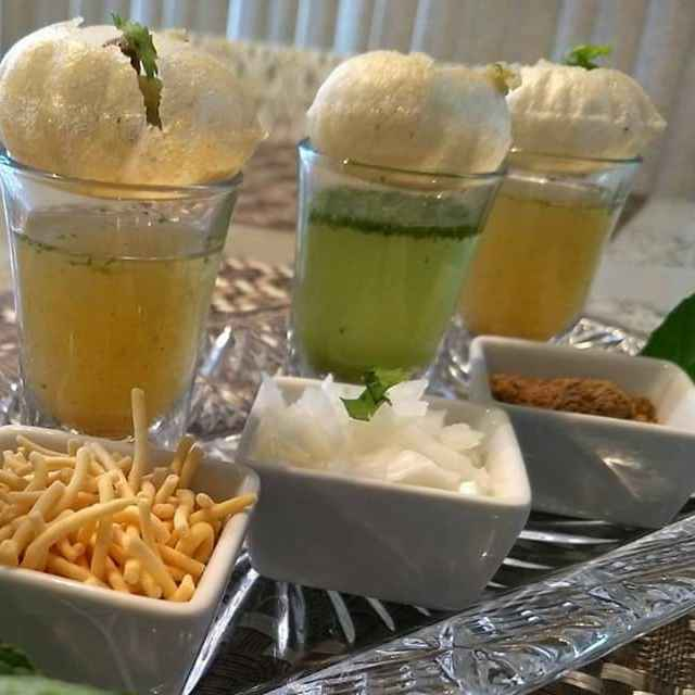 Photo of Pani puri by Disha Chavda at BetterButter