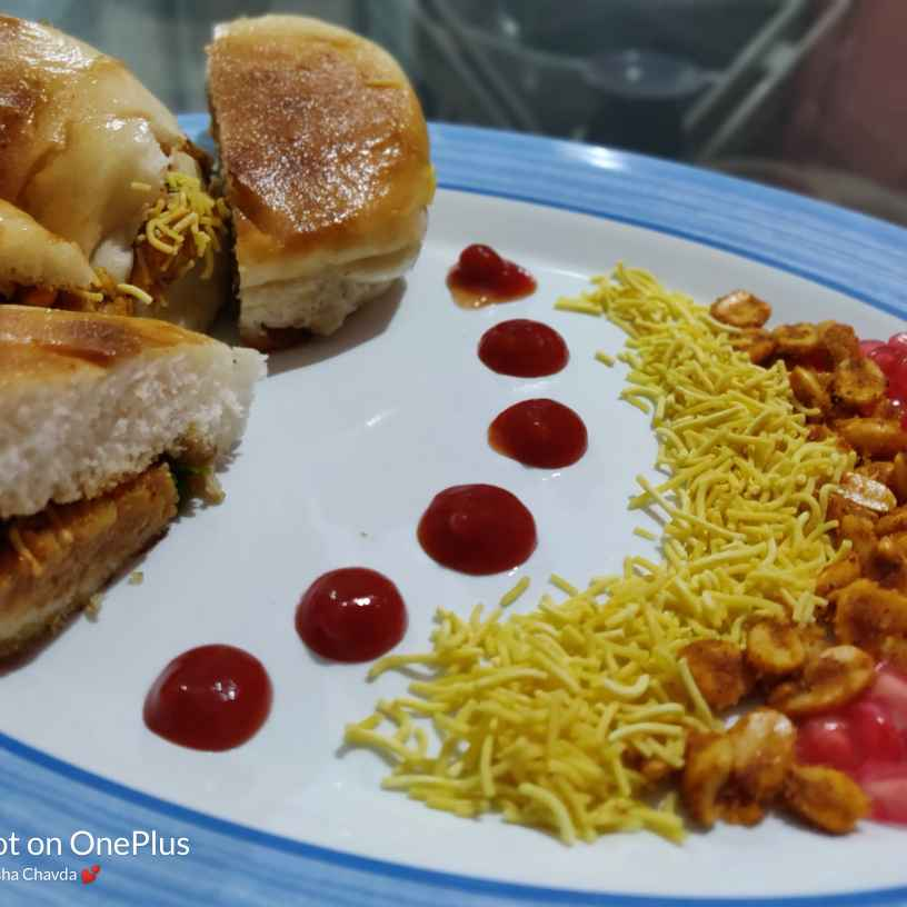 Photo of Dabeli by Disha Chavda at BetterButter