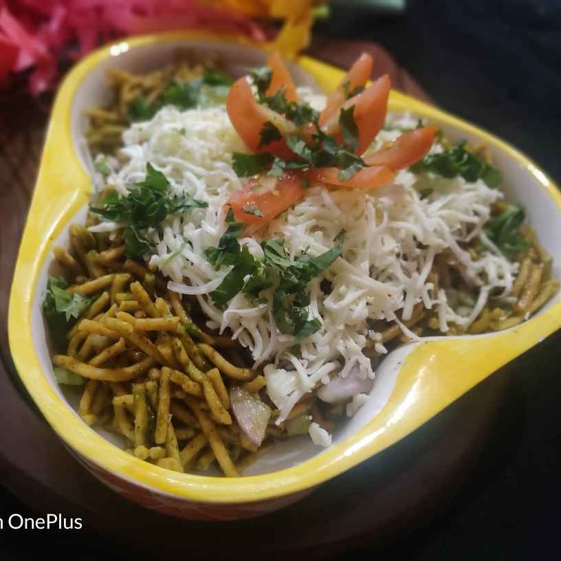 Photo of Cheese sev by Disha Chavda at BetterButter
