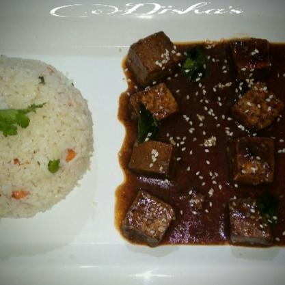 How to make Teriyaki Tofu