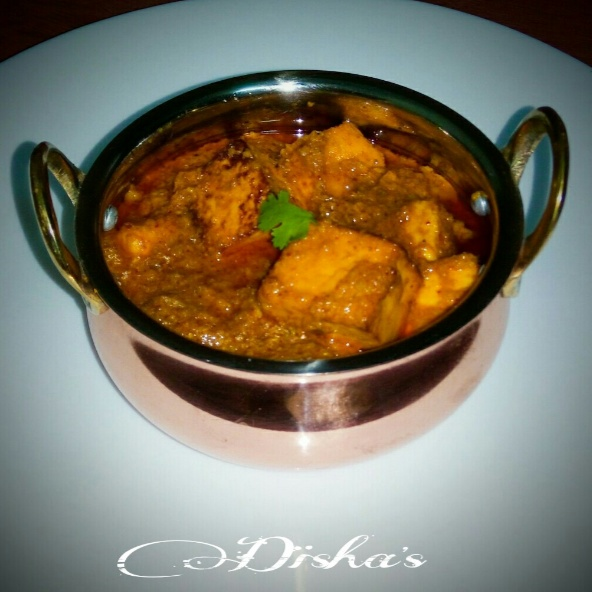 How to make Dhaba style paneer masala