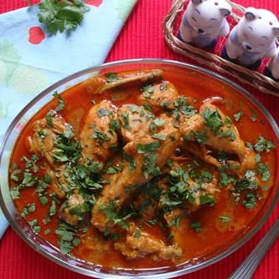 Photo of Homestyle chicken gravy by Disha Rastogi at BetterButter