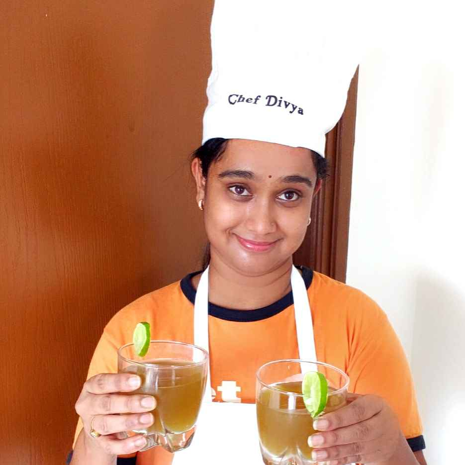 Divya Mishra food blogger