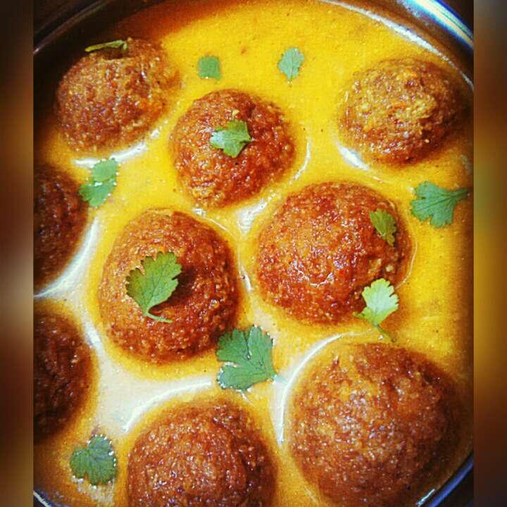How to make Lauki Kofta Curry