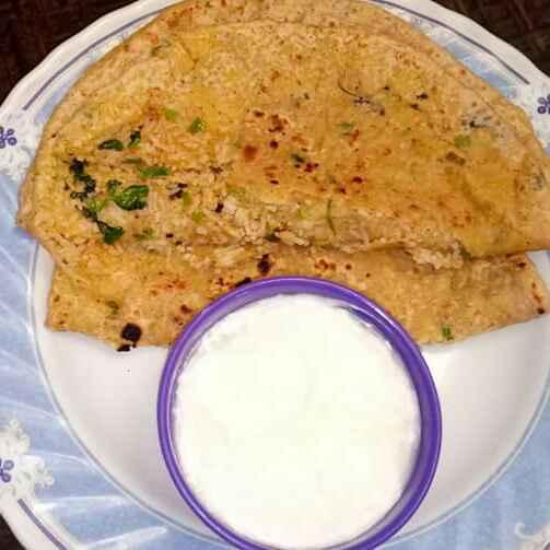 Photo of Leftover rice paratha by Divya Tekwani at BetterButter