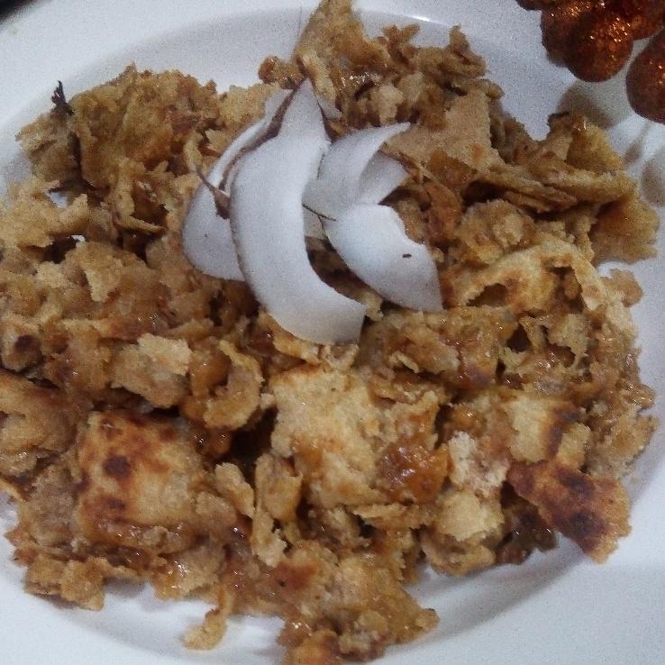 How to make Paratha churma
