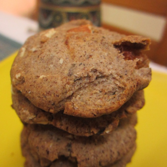 How to make Ragi, Bajra and Wholewheat Shortbread Cookies with Pumpkin Pie Spice