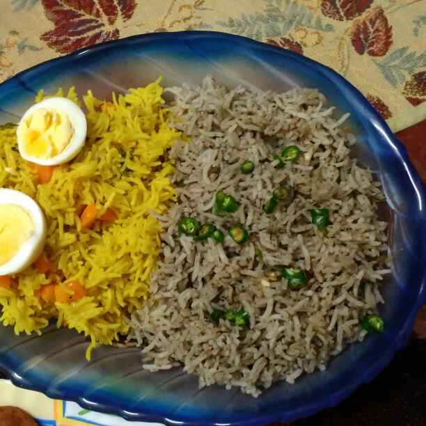 Photo of Jadoh and Black Sesame Rice by Dorothy Nair at BetterButter