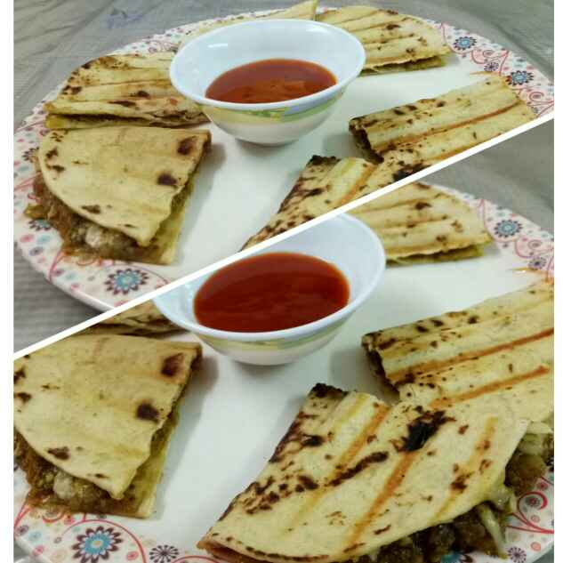 Photo of Eggplant Mozzarella Wraps by Dorothy Nair at BetterButter